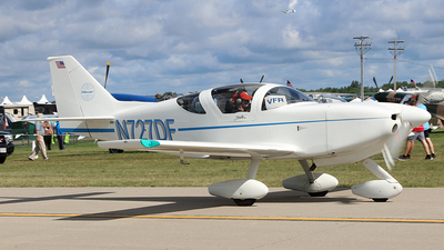 N727DF - Glasair Aviation SII-S FT - Private