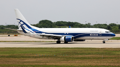 A picture of VQBFT - Boeing 73786N(BCF) - Atran - © ZUCK-ZX