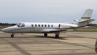 N350WC - Cessna 560 Citation Ultra - Private
