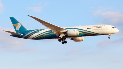 A4O-SF - Boeing 787-9 Dreamliner - Oman Air