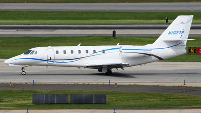 N1027P - Cessna 680 Citation Sovereign - Private