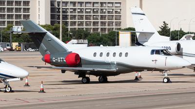 G-STWB - Raytheon Hawker 750 - Private
