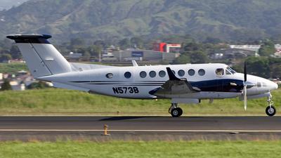 N573B - Beechcraft B300 King Air 350 - Private