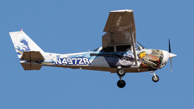 N4972R - Cessna 172H Skyhawk - Yokota Flight Training Center