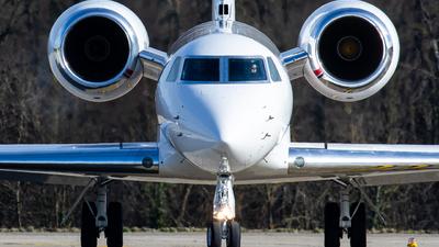 N125GH - Gulfstream G-V - Private