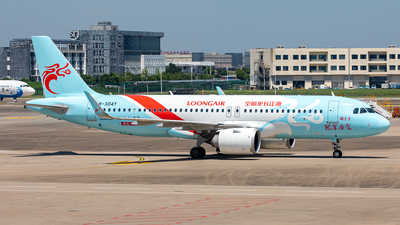B-304Y - Airbus A320-251N - Loong Air
