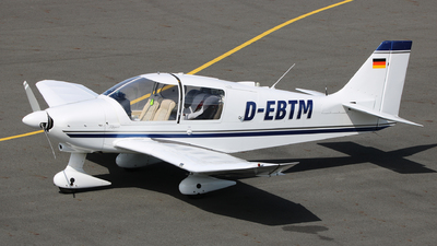 A picture of DEBTM - Robin DR400180 - [1038] - © Romain Roux
