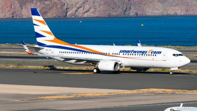 A picture of OKTSS - Boeing 73781M - Smartwings - © Pablo Gonzalez de Leon
