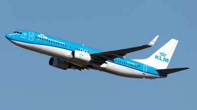 A picture of PHBXD - Boeing 7378K2 - KLM - © DN280
