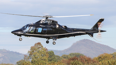 G-OPOT - Agusta A109S Grand - Private