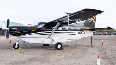 N150KQ - Quest Aircraft Kodiak 100 - Private