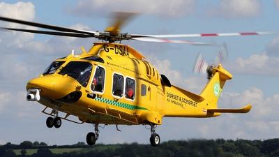 G-DSAA - Agusta-Westland AW-169 - Dorset & Somerset Air Ambulance