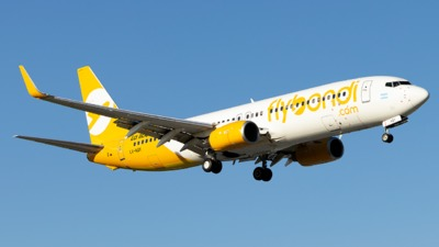 A picture of LVHQY - Boeing 7378F2 - [34406] - © MartinezRoe7