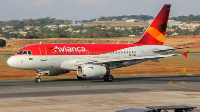 PR-ONH - Airbus A318-121 - Avianca Brasil