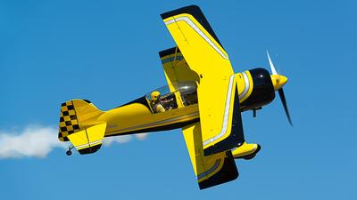 A picture of VHWOQ - Pitts Model 12 Super Stinker - [343] - © Dallas Presser