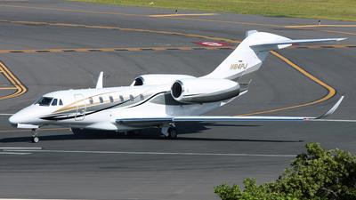 N84PJ - Cessna 750 Citation X - Private