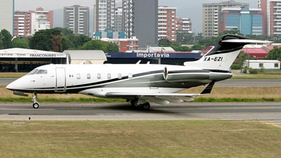 XA-EZI - Bombardier BD-100-1A10 Challenger 300 - Private