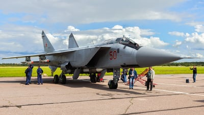 RF-92382 - Mikoyan-Gurevich MiG-31BM Foxhound - Russia - Air Force