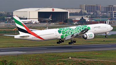 A picture of A6EPE - Boeing 77731H(ER) - Emirates - © Raihan Ahmed