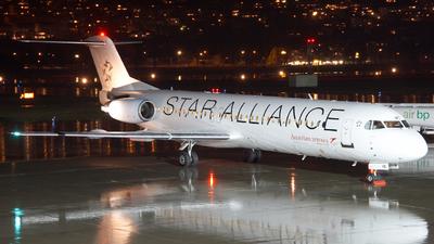 OE-LVG - Fokker 100 - Austrian Arrows
