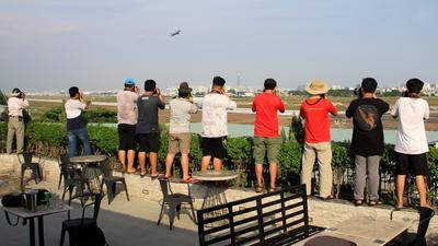 VVTS - Airport - Spotting Location