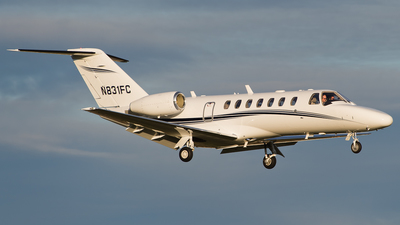 N831FC - Cessna 525B CitationJet 3 - Private