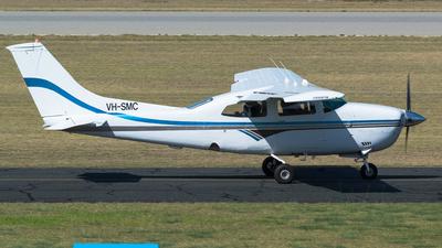 VH-SMC - Cessna 210 Centurion - Private