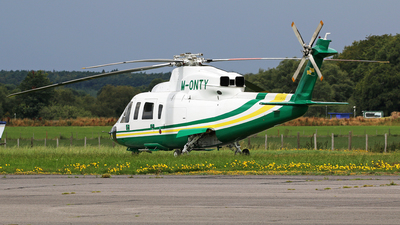 M-ONTY - Sikorsky S-76C++ - Private