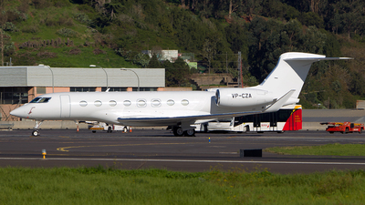 VP-CZA - Gulfstream G650 - Private