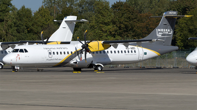 HZ-ABS - ATR 72-212A(600) - Nesma Airlines