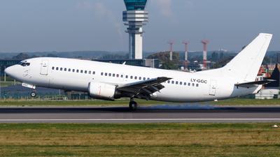LY-GGC - Boeing 737-3Q8 - Grand Cru Airlines