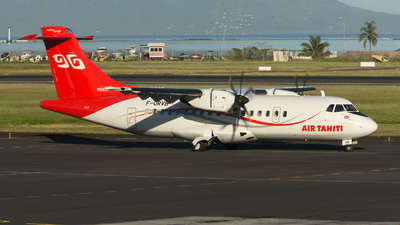 A picture of FORVB - ATR 42600 - Air Tahiti - © tam971