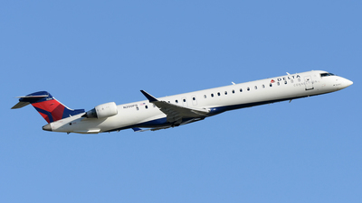 N200PQ - Bombardier CRJ-900LR - Delta Connection (Endeavor Air)