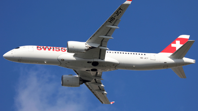 A picture of HBJCT - Airbus A220300 - Swiss - © J.M.Carballo
