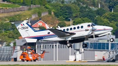 F-ZBGM - Beechcraft B300 King Air 350ER - France - Customs