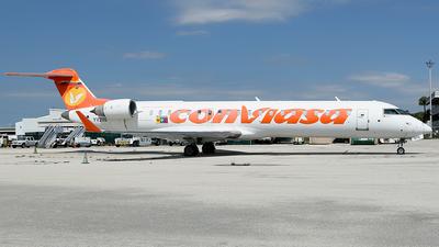 YV2115 - Bombardier CRJ-701 - Conviasa