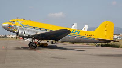 ES-AKE - Douglas C-47B Skytrain - Fly LPI