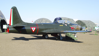 4055 - Lockheed T-33A Shooting Star - Mexico - Air Force