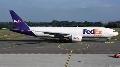 N861FD - Boeing 777-FS2 - FedEx