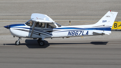 A picture of N867LA - Cessna 172S Skyhawk SP - [172S8941] - © Joshua Ruppert