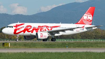 EI-FVG - Airbus A319-111 - Ernest