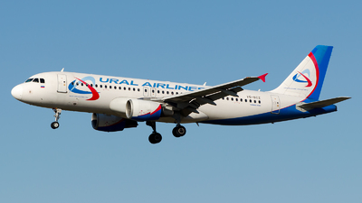 A picture of VQBCZ - Airbus A320214 - Ural Airlines - © Alp AKBOSTANCI
