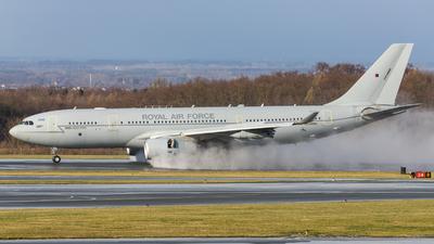A picture of ZZ334 - Airbus KC2 Voyager (A330243MRTT) -  - © Moritz Klöckner
