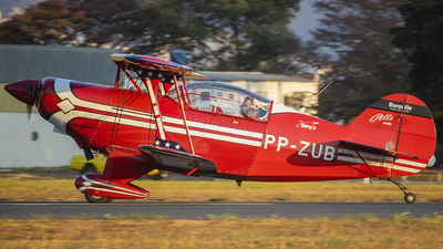 PP-ZUB - Pitts S-2B Special - Private