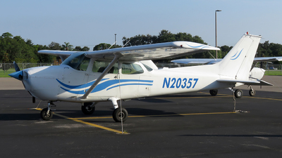 N20357 - Cessna 172M Skyhawk - Private
