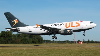 TC-VEL - Airbus A310-304(F) - ULS Airlines Cargo