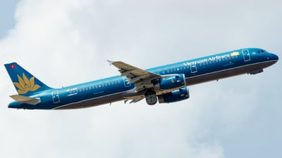 VN-A396 - Airbus A321-231 - Vietnam Airlines