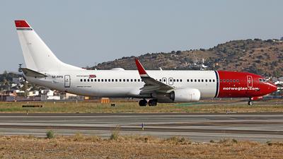 SE-RPS - Boeing 737-8JP - Norwegian