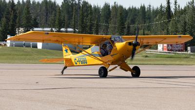 C-FGDO - Custom Flight North Star - Private