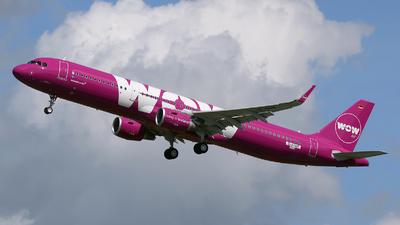 D-AYAP - Airbus A321-211 - WOW Air